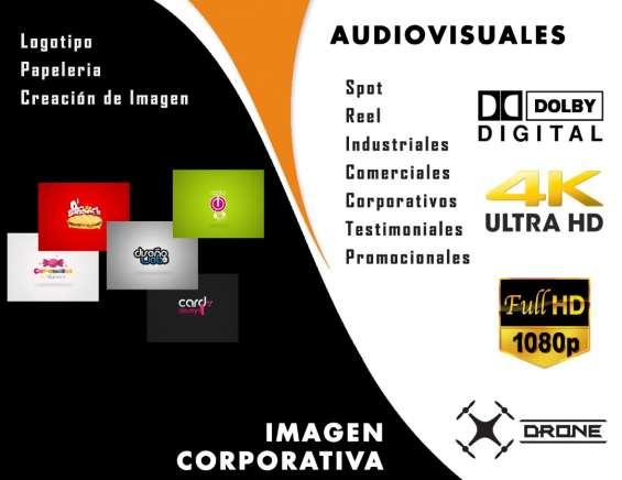 Audiovisuales e imagen corporativa