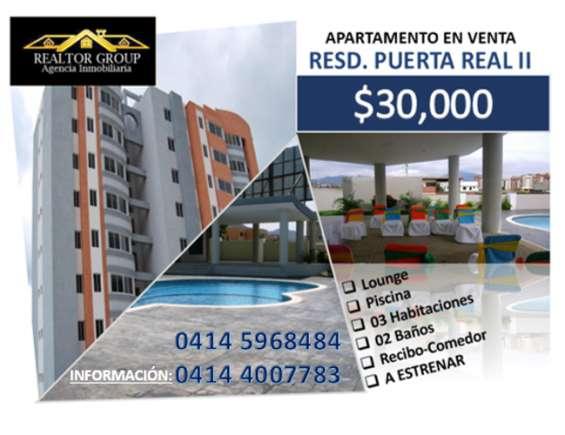 Realtor group agencia inmobiliaria c.a. apartamento en mañongo naguanagua estrenar