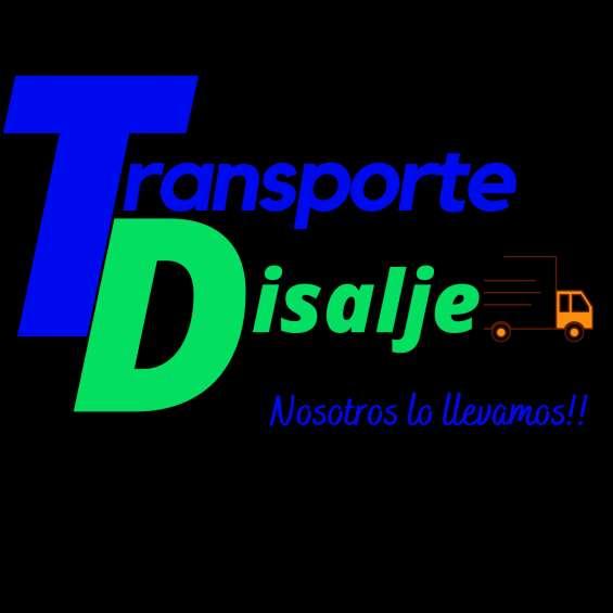 Servicio de transporte de alimentos refrigerados y secos, y todo tipo de carga
