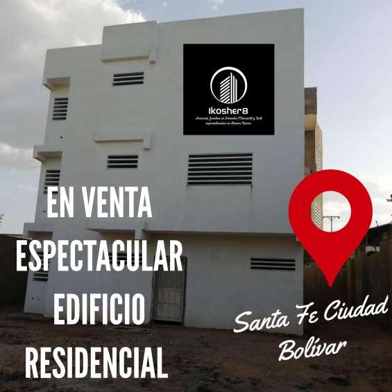 Edificio residencial en venta en ciudad bolívar