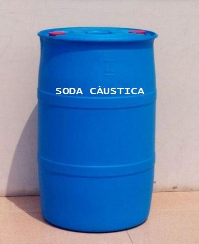 Soda cáustica líquida al 50%
