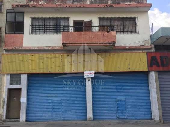 Sky group platinum vende galpón con apartamento en la michelena