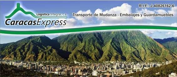 Caracas express logística integral,c.a.